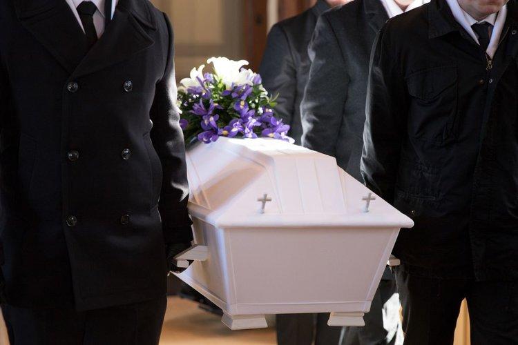 hur lång tid innan begravning