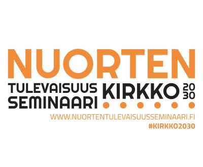 Nuorten tulevaisuusseminaari Kirkko2030 etänä 27.3.2021.