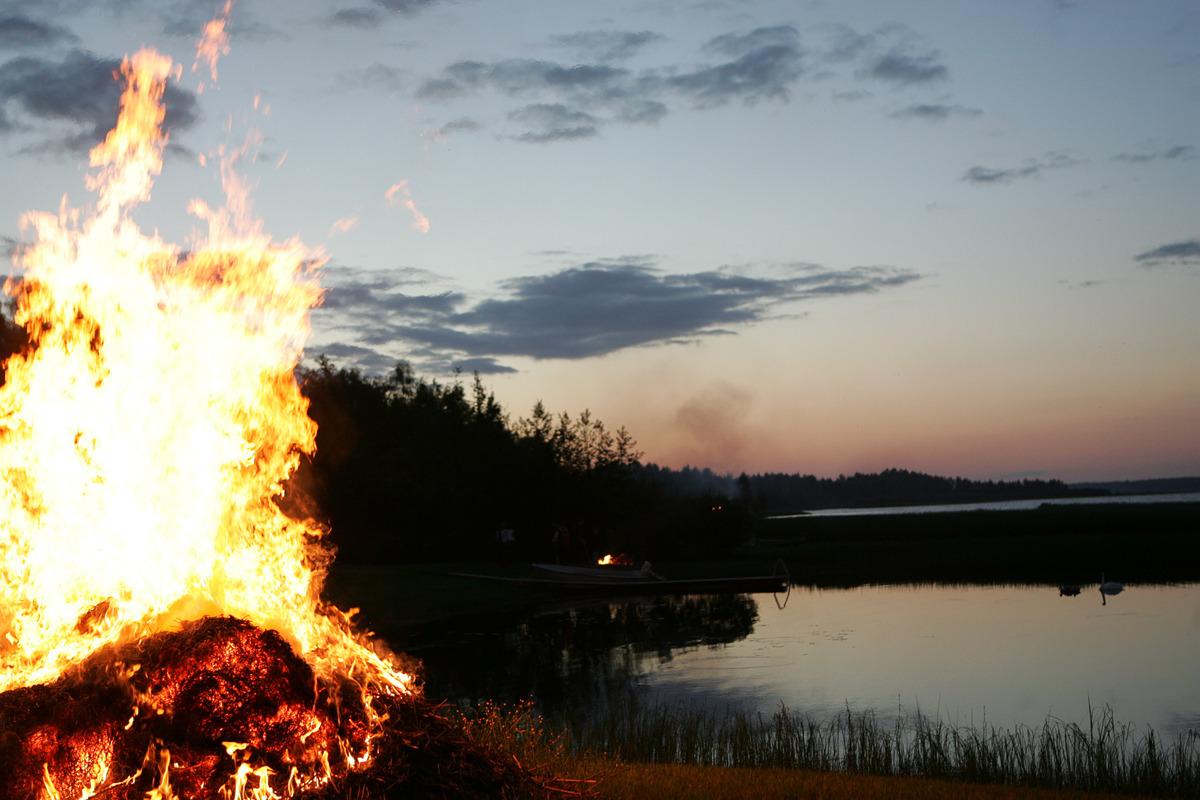 Juhannus Suomessa