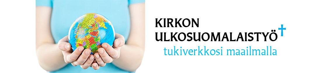 Ulkosuomalaiset - Suomen evankelis-luterilainen kirkko  Ulkosuomalaiset...
